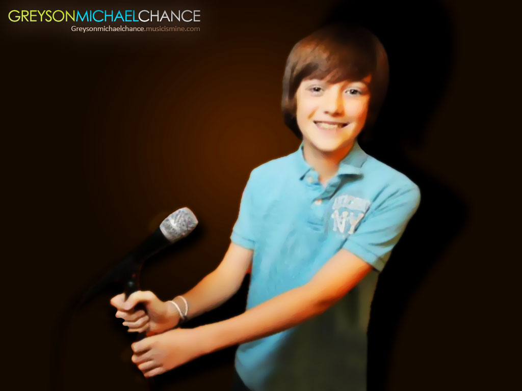Greyson Chance - Wallpaper Hot