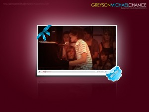 Greyson Michael Chance photo