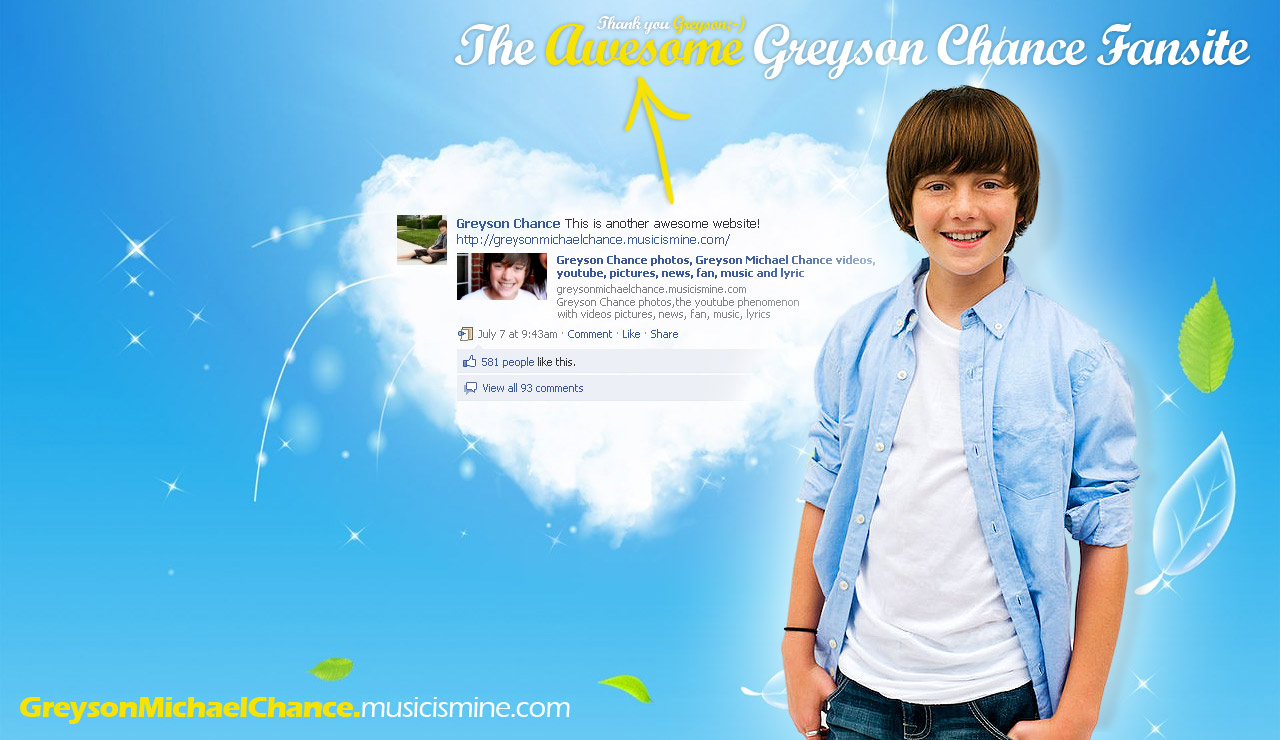 greyson essay A post shared by greyson chance (@ an earlier version of this story misidentified the release date of greyson's first-person essays.