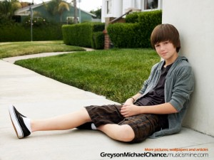 New Greyson wallpaper from the photoshoot