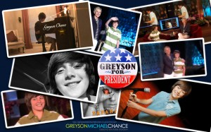 Greyson Michael Chance wallpaper