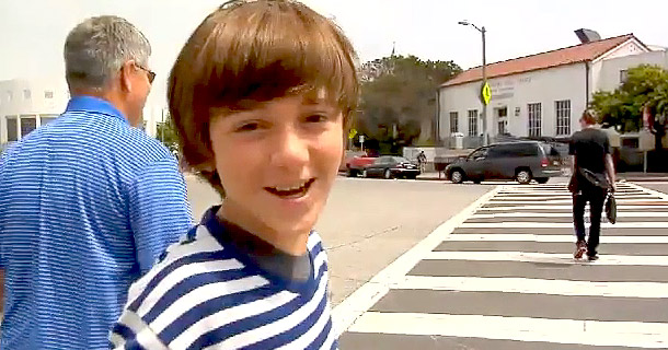 Greyson Chance photoshoot