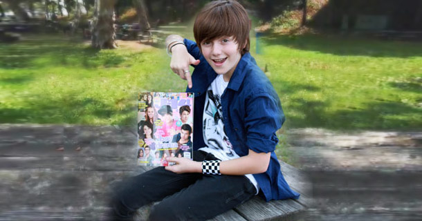 Greyson Chance interview